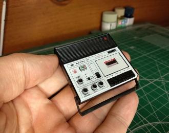 Весна-202 магнитофон