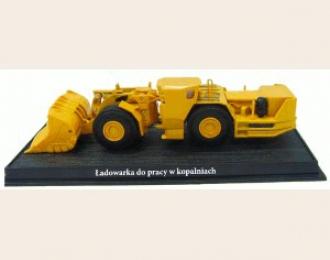 Ładowarka do pracy w kopalniach, Maszyny Budowlane 23