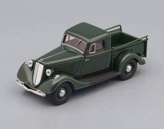 Горький М415, зеленый