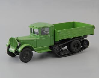 ЗИС-33 бортовой, зеленый