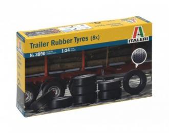 Аксессуары колеса для прицепа или фуры