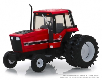 трактор International Harvester 3488 1982 Red and Black