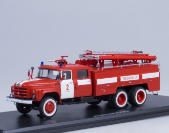 АЦ-40 (133ГЯ) - 181А, красный