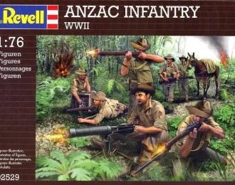Сборная модель Солдаты корпуса АНЗАК (Вторая Мировая война)