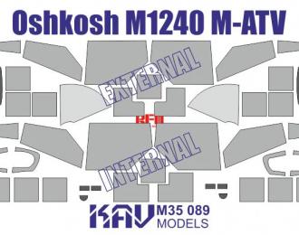 Окрасочная маска на остекление М1240 M-ATV (RFM)