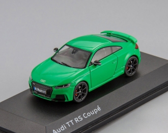 Audi TT RS Coupé 2017 (green)