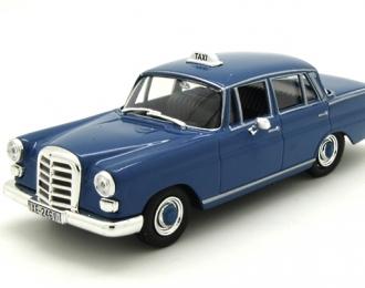 MERCEDES-BENZ 200D Athens (1965), Taksowki Swiata 13, blue