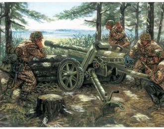 Сборная модель Пушка PAK 97/38 AT GUN with crew
