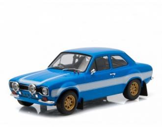 "FORD Escort RS2000 1974 ""Fast & Furious"" (из к/ф ""Форсаж VI"") Blue/White"