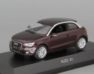AUDI A1 (2011), shiras red