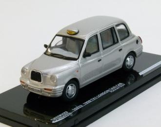LONDON TAXI CAB TX1 (1998), silver