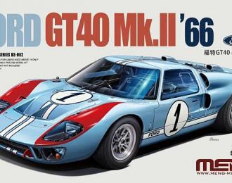 Автомобиль Ford GT40 Mk.II 1966