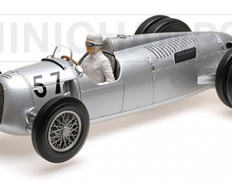 AUTO UNION TYP C - HANS STUCK - WINNER SHELSLEY WALSH HILLCLIMERCEDES-BENZ 1936