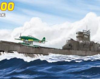 Сборная модель Подводная лодка Japanese I-400 Class submarine