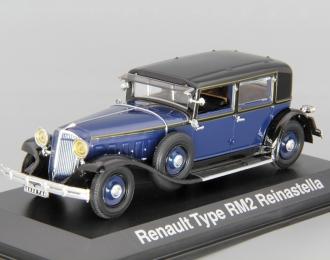 RENAULT Type RM2 Reinastella (1932), blue