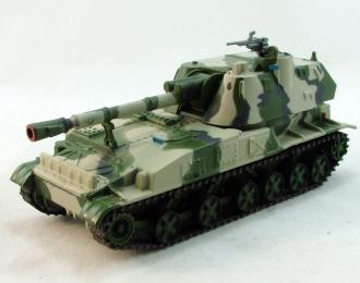 Акация (новая декорация), Русские танки 80