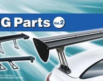 Комплект деталей Спойлеры для легковых автомобилей (вариант 2)