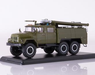АЦ-40 (131) армейский, зеленый