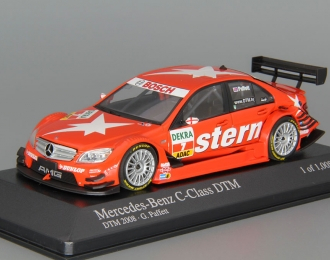 MERCEDES-BENZ C-CLASS (2007) DTM2008 `STERN`, red