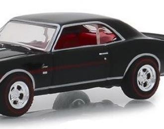 CHEVROLET Camaro RS/SS c фигуркой водителя 1968