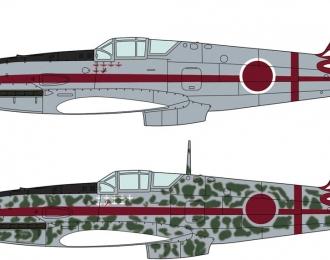 Сборная модель Kawasaki Ki-61 III Hien 'Tony' 246th Flight Regiment (две моделив коробке)