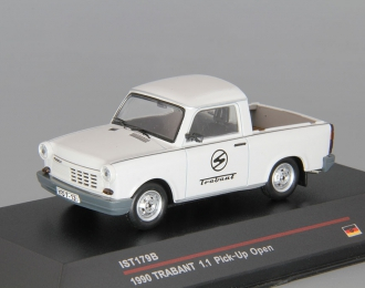 TRABANT 1.1 Pick-Up Open (1990), light grey