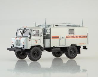 Командно-штабная машина КШМ Р-142Н (66) МЧС, белый