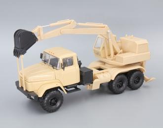КРАЗ 6322 ЭОВ-4422 Экскаватор, песочный