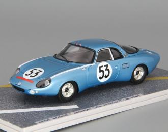 RENAULT Rene Bonnet aerodjet LM6 #53 (1963), blue metallic
