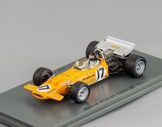 McLaren M14A #17 6th French GP 1970 Dan Gurney