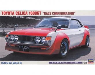 Сборная модель TOYOTA Celica 1600GT