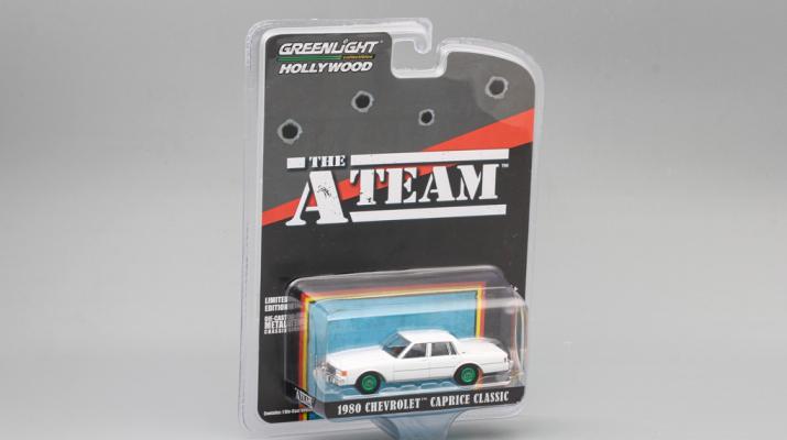 """CHEVROLET Caprice Classic 1980 (из т/с 'Команда А"""") (Greenlight!)"""