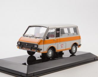 РАФ-2204, серый / оранжевый