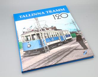 Книга Tallinna Tramm