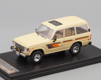 TOYOTA Land Cruiser 60 (1982), biege