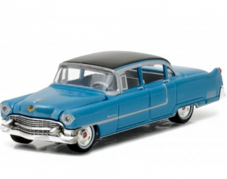 "CADILLAC Fleetwood Series 60 Elvis Presley ""Blue Cadillac"" 1955"