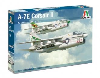 Сборная модель Американский штурмовик Ling-Temco-Vought A-7E Corsair II
