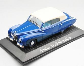 AUSTIN A125 Sheerline короля Бельгии Леопольда III 1950