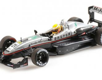 DALLARA MERCEDES F302 - LEWIS HAMILTON - MACAU GP 2004