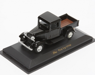 FORD Pick Up (1934), black