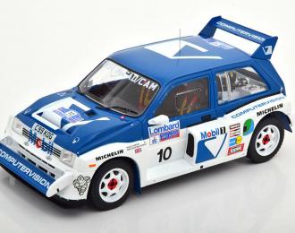 "MG METRO 6R4 #10 ""Computervision"" M.Wilson/N.Harris RAC Rally (1986)"