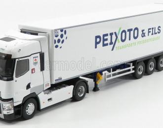"""RENAULT T520 High c полуприцепом-рефрижератором """"PEIXOTO & FILS"""" 2020"""