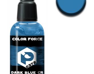 темно-синий крайола (dark blue crayola)