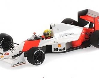 MCLAREN HONDA MP4/5B - AYRTON SENNA - WINNER USA GP 1990