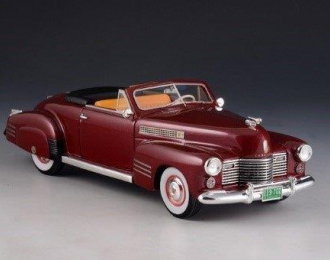 CADILLAC Series 62 Convertible Coupe (открытый) 1941 Metallic Red