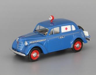 МОСКВИЧ 400 Медицинская Служба, синий