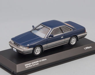 NISSAN Leopard 3.0 Ultima (1986), dark blue