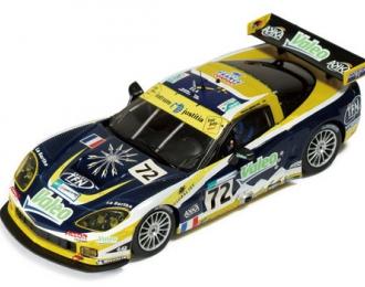 CORVETTE C6R #72 J.Policand - L.Alphand - P.Goueslard Le Mans (2007)