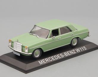 Mercedes-Benz W115 (1968), light green