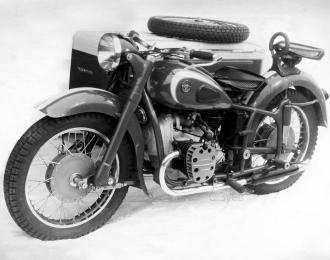 К-750 (моторемонтная)